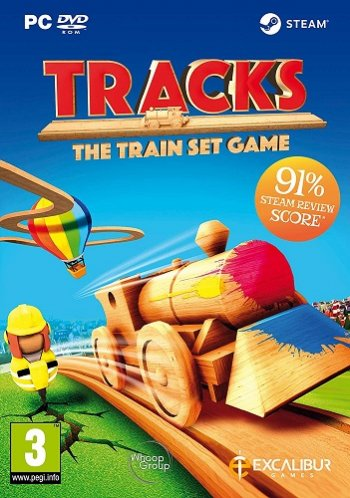 Tracks - The Family Friendly Open World Train Set Game (2019) PC | Лицензия
