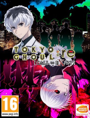 TOKYO GHOUL:re CALL to EXIST (2019) PC   RePack от R.G. Freedom