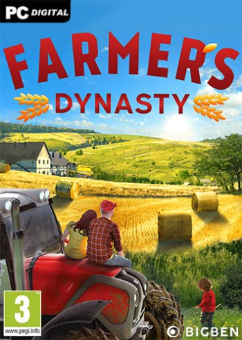 Farmer's Dynasty [v 1.03] (2019) PC | RePack от xatab
