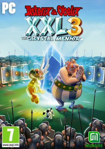 Asterix & Obelix XXL 3 - The Crystal Menhir [v 1.59 + DLCs] (2019) PC   RePack от xatab