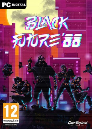 Black Future '88 (2019) PC | Лицензия