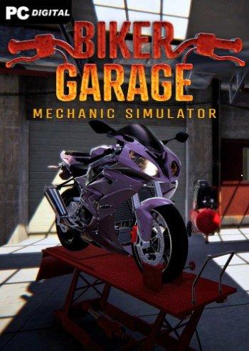 Biker Garage: Mechanic Simulator [build 4577198 + DLC] (2019) PC | RePack от xatab