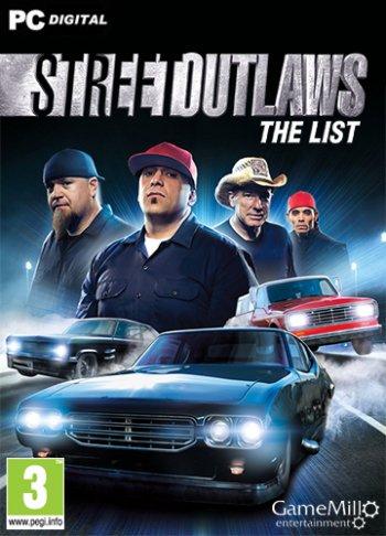 Street Outlaws: The List (2019) PC | Лицензия