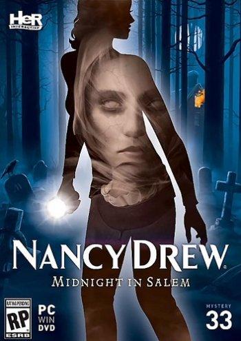 Nancy Drew: Midnight in Salem (2019) PC   Лицензия