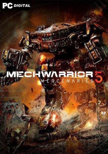 MechWarrior 5: Mercenaries [v 1.0.181] (2019) PC | RePack от xatab