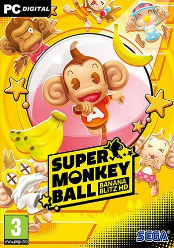 Super Monkey Ball: Banana Blitz HD (2019) PC | Лицензия