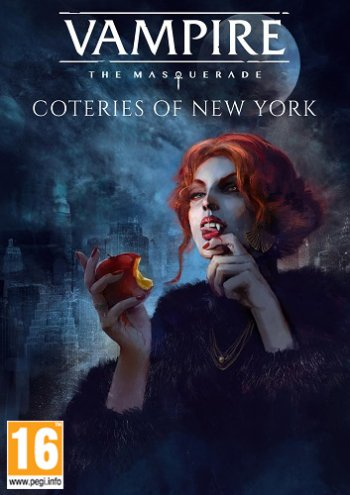 Vampire: The Masquerade - Coteries of New York (2019) PC | Лицензия