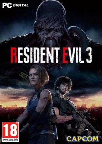 Resident Evil 3 Remake (2020) PC | Лицензия