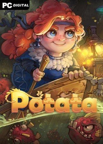 Potata: fairy flower (2019) PC | Лицензия