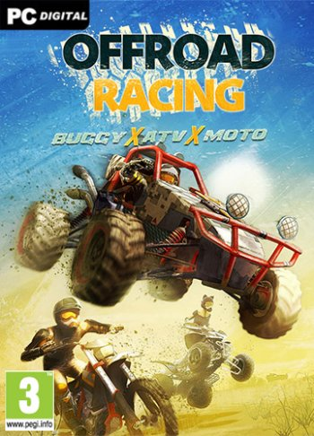 Offroad Racing - Buggy X ATV X Moto (2019) PC | Лицензия