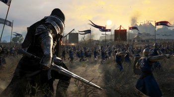 Conqueror's Blade [1.10.123.321354] (2019) PC   Online-only