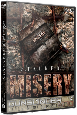 Сталкер Misery + Gunslinger (2020) PC | RePack от SEREGA-LUS