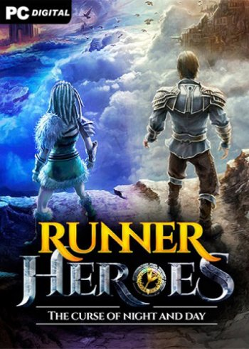 RUNNER HEROES: The curse of night and day (2020) PC | Лицензия