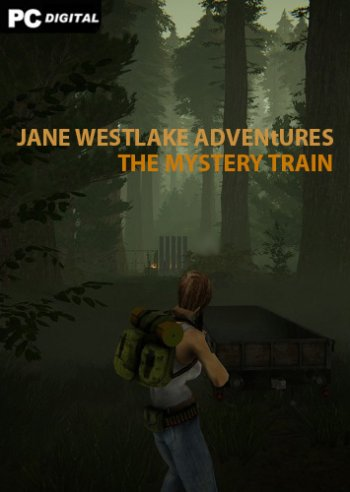 Jane Westlake Adventures - The Mystery Train (2020) PC | Лицензия