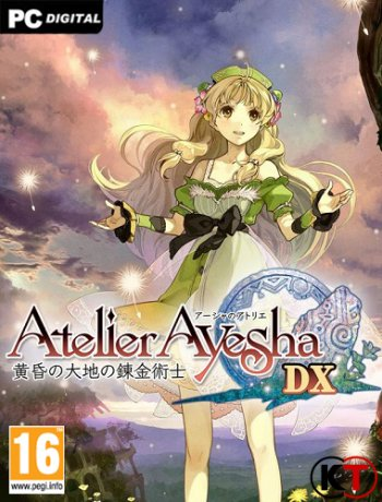 Atelier Ayesha: The Alchemist of Dusk DX (2020) PC | Лицензия