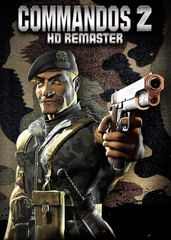Commandos 2 - HD Remaster [v 1.08] (2020) PC | Лицензия