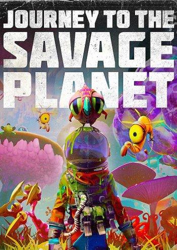 Journey to the Savage Planet (2020) PC | Лицензия