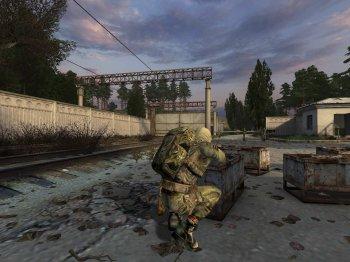Сталкер Чернобыль