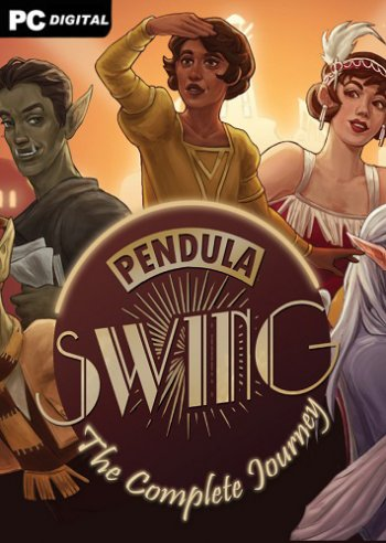 Pendula Swing - The Complete Journey