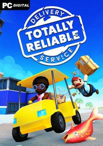 Totally Reliable Delivery Service - Deluxe Edition