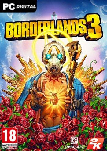 Borderlands 3 скачать торрент механики с русской озвучкой
