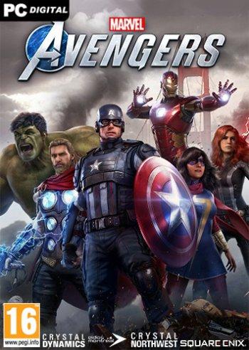Marvel's Avengers - Deluxe Edition