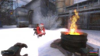 Сталкер Ночь Перед Рождеством 4